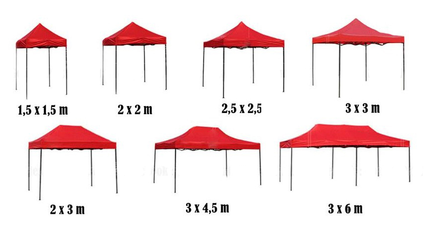 Jual Tenda lapangan