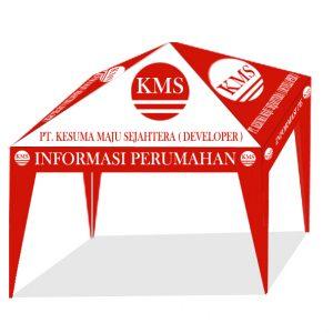 Tenda Piramid Palembang